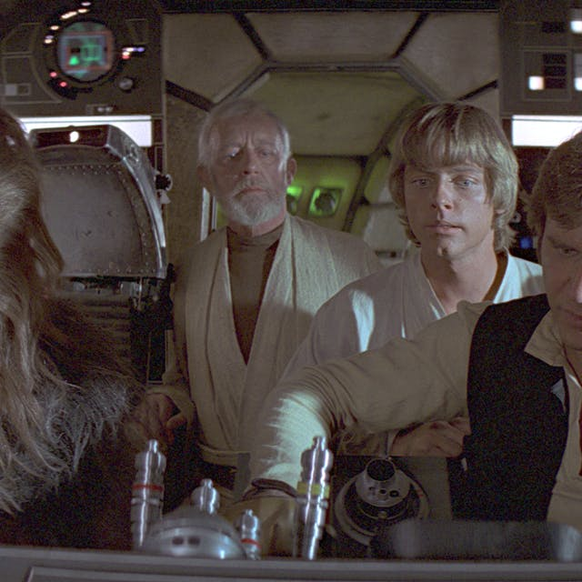 Star Wars Episode Iv A New Hope Dendy Cinemas