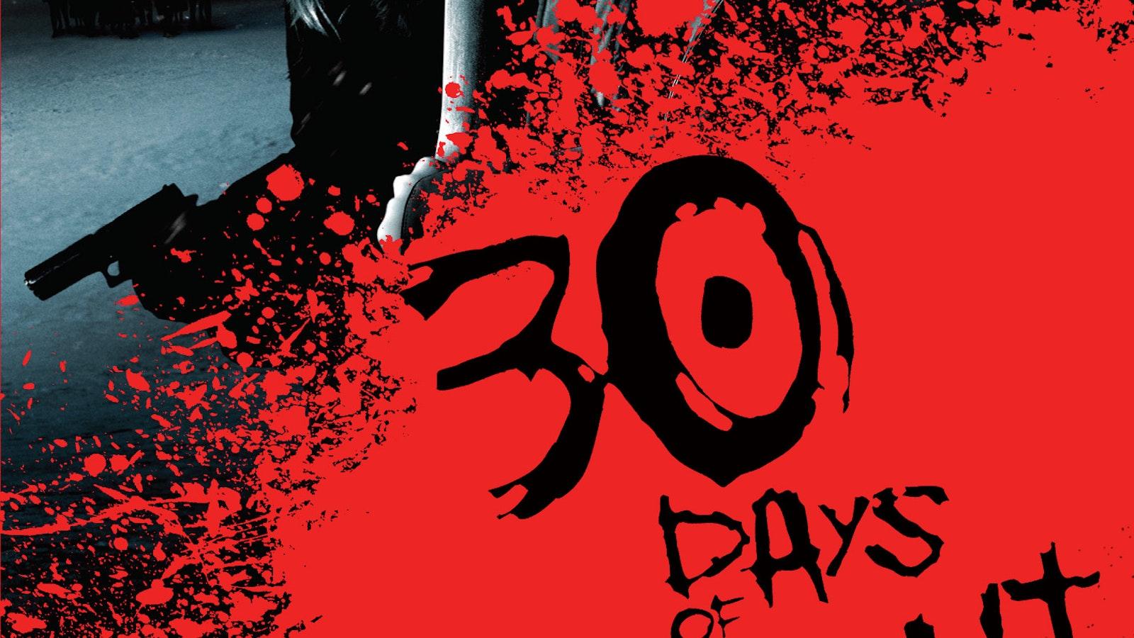 30 Days Of Night Icon Movies