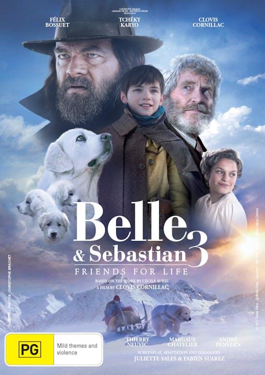 Belle & Sebastian 3: Friends For Life