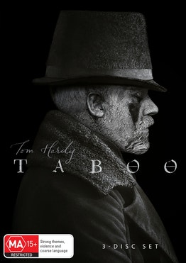 Taboo, S1