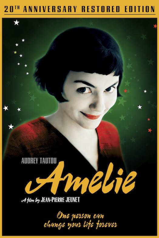 Amelie: 20th Anniversary Restored Edition