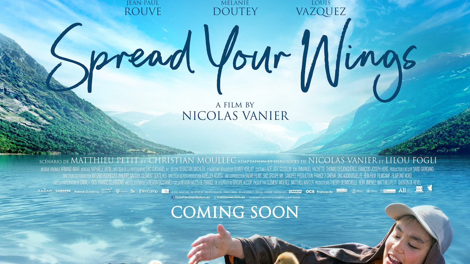Spread Your Wings - Icon Movies